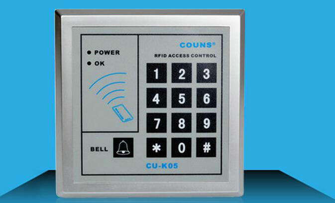 Hot Selling 1000 users RFID Door Controller Waterproof Password Keypad Access Control ID/IC Card wireless keyboard System E-49<br><br>Aliexpress