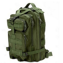MY7041 Men's Casual Canvas Backpack Vintage Military Tactical Backpacks Schoolbag Hiking Camping Camouflage Backpack Travel Bag