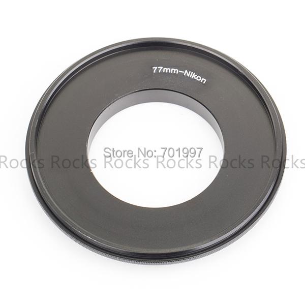 Pixco 77mm Macro Reverse Lens Adapter Ring Suit For Nikon Camera D7200 D5500 D750 D3300 D5300