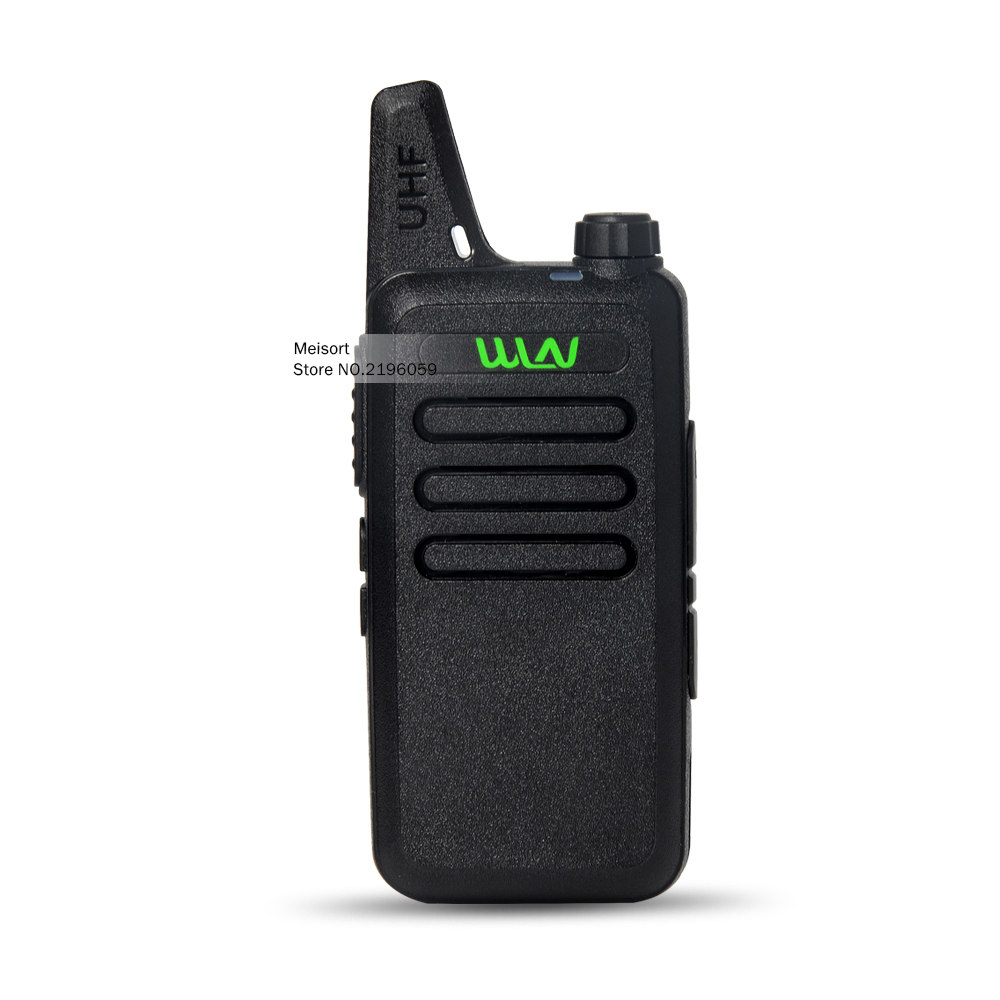 Black Mobile Ham Radio Set Mini Walkie Talkie UHF 400-470 MHz MINI-handheld Two Way Radio Communicator Emisoras HF Transceiver(China (Mainland))
