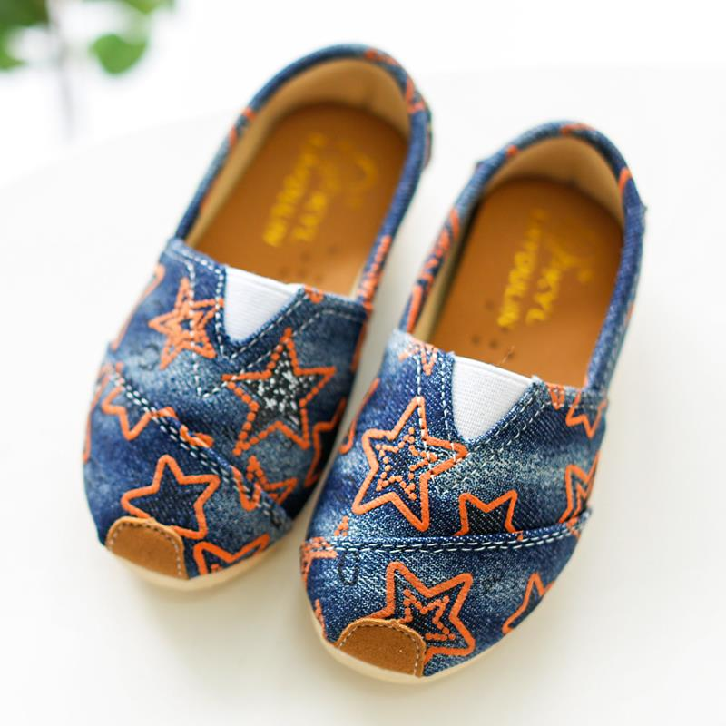 children's canvas shoes children cloth shoes soft bottom baby girl leather shoes zapatos ninas 85a
