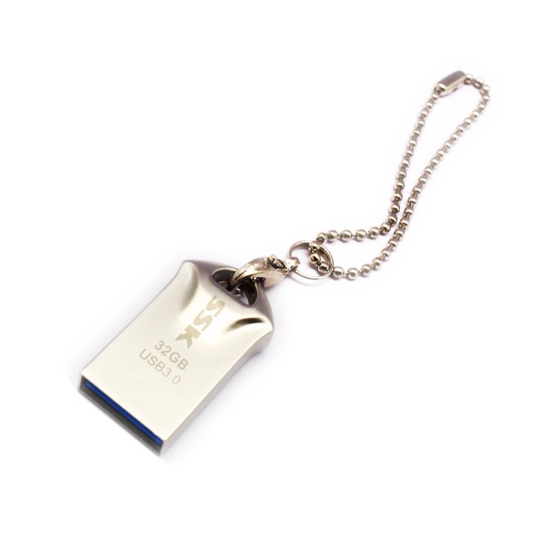 SSK SFD230 Kumgang USB 3.0 Flash Drive 100% 32GB Pen Drive Metal High Speed Waterproof Memory Usb Stick Free shipping(China (Mainland))