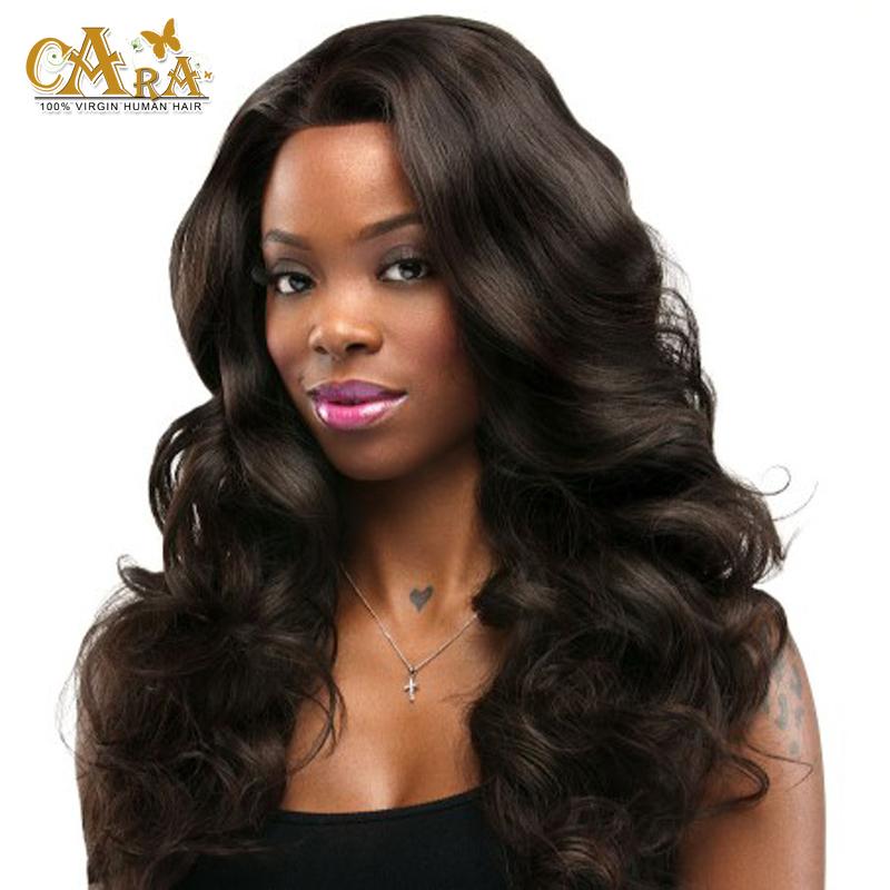 Aliexpress.com : Buy Full Lace Human Hair Wigs 6A Glueless Full Lace Wigs For Black Women ...
