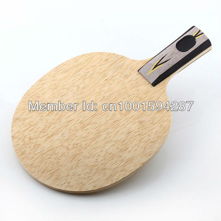Like Yasaka Malin Carbon Fiber Table Tennis Blade Ping Pong table tennis racket long handle shake hand table tennis bats FL(China (Mainland))