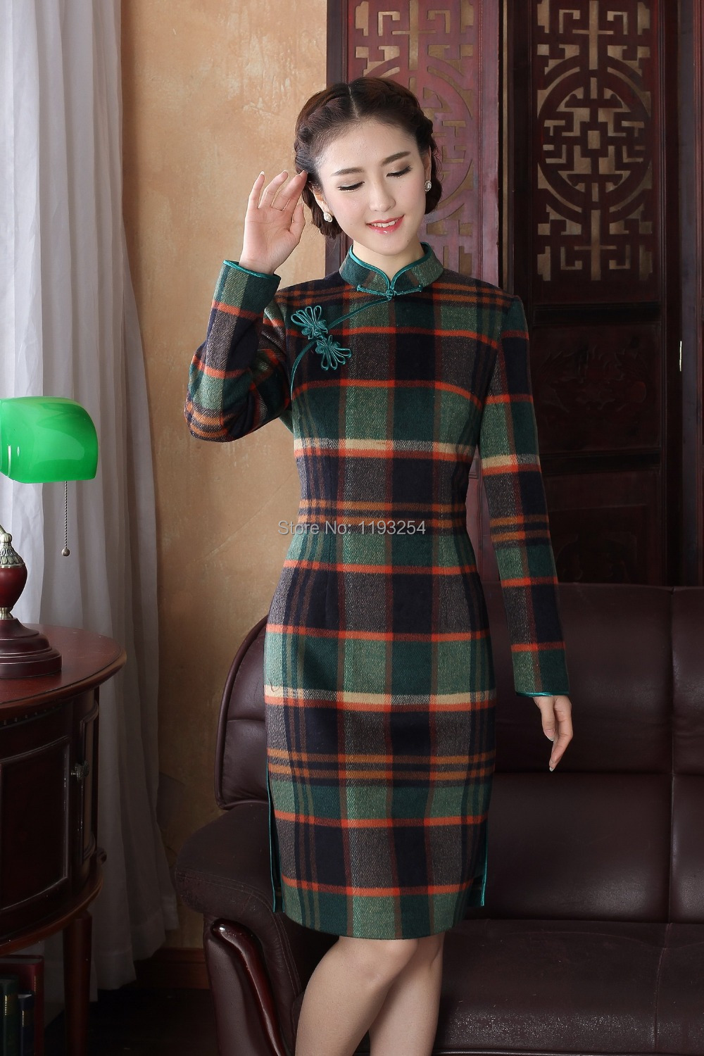 Spring Autumn Winter Chinese Traditional Womenu0026#39;s Clothing Upscale Boutique Wool Nepal Ms ...