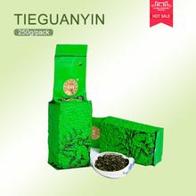 New Coming Fujian Tieguanyin Tea Vacuum packaging 250g/bagsTea Strong Aroma 2016 Fresh TiKuanYin Tea(China (Mainland))