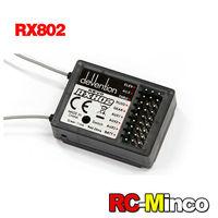 Original Walkera FPV Part RX802 2.4Ghz 8CH Receiver For DEVO Transmitter