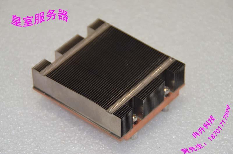 DIY 604 711 radiator heat sink CPU heatsink audio amplifier pure copper thickened base(China (Mainland))