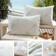 Cuscino di bambù/five-star hotel/piuma di seta/luce cuscino/pressione zero di memoria collo salute 34(China (Mainland))