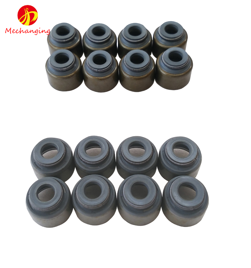 4G93 GDI B4184M Valve Stem Oil Seal 16pcs Engine Parts Engine Gasket For MITSUBISHI SPACE STAR (DG_A) 1.8 GDI (DG5A) MD184303(China (Mainland))
