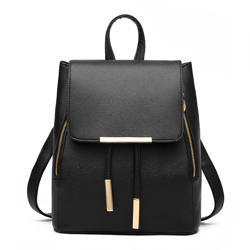 2017women's backpack Women Leather Backpack Female Fashion Backpacks Woman Back Pack backpacks for teenage girls SW004(China (Mainland))