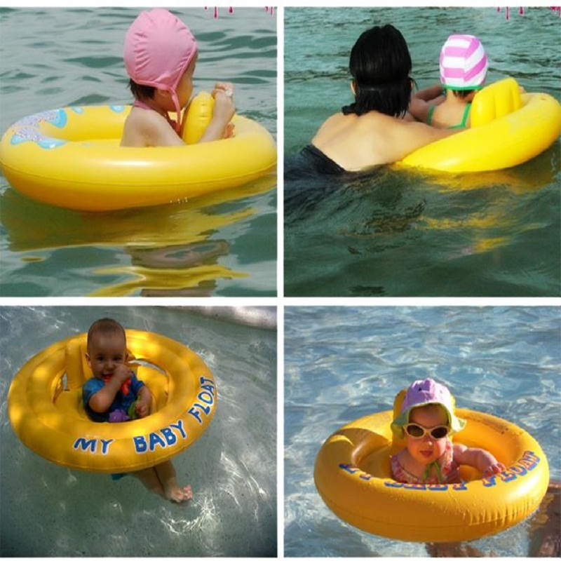 Brand new High quality Inflatable Baby Float Seat Boat Tube Ring Rubber Circle Swim Swimming Pool Portable accessories(China (Mainland))