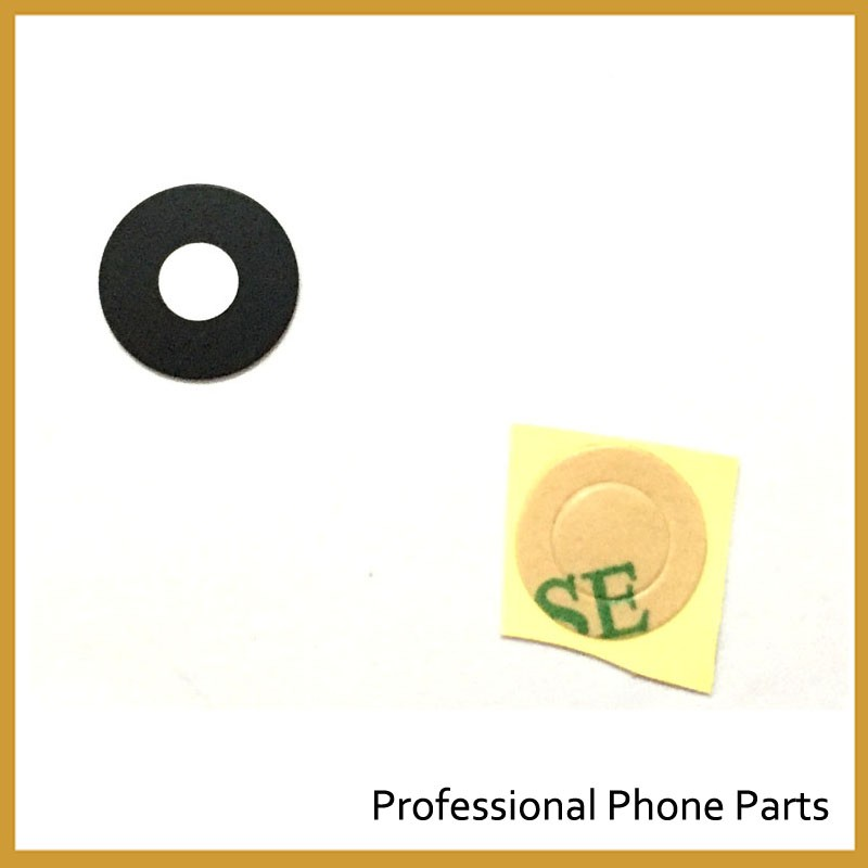 New Original Rear Camera Glass Lens With Sticker Adhesive Tape For Xiaomi Redmi Note 2 Replacement Parts