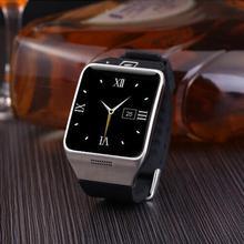 Спорт Bluetooth смарт часы Lg128 Smartwatch для Android телефон TF поддержки и SIM карты с камерой Reloj