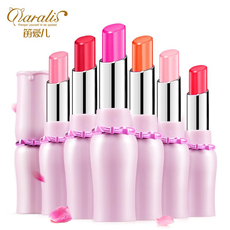 DARALIS 2016 Jelly Nutritious Lipstick Non-marking Waterproof Lip Balm Long-lasting Moisturizing Water-Resistant Lipstick(China (Mainland))
