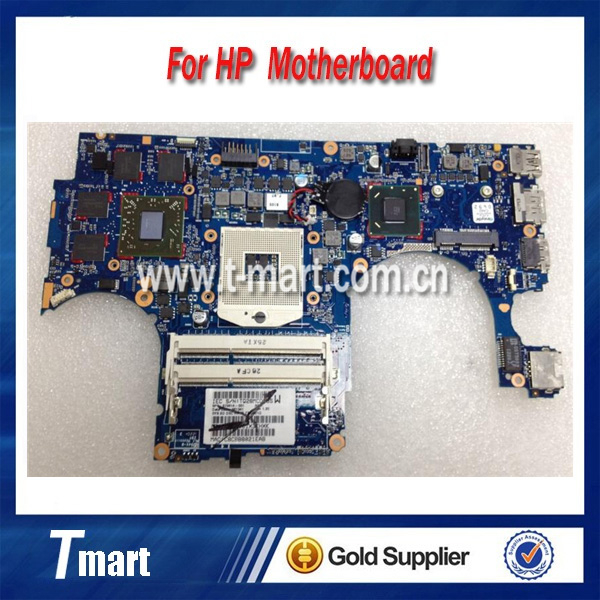 100% working Laptop Motherboard for hp 679814-001 ENVY15-3000 HM76 7750M System Board fully tested