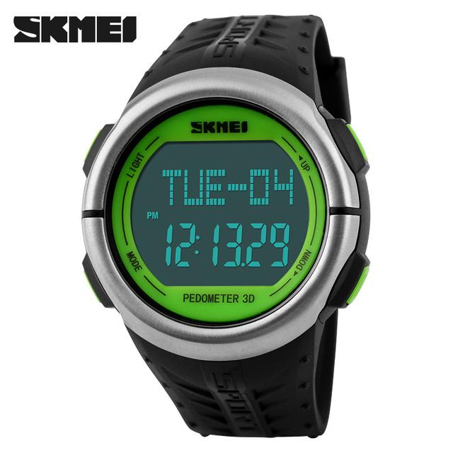 Zegarek sportowy SKMEI sylikonowy różne kolory