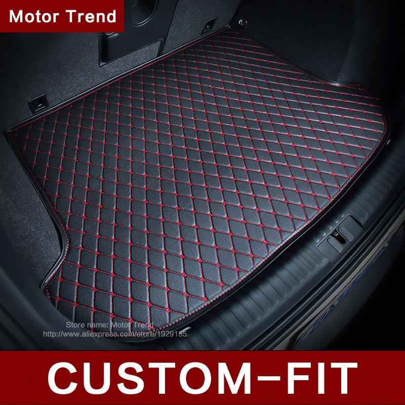 Custom fit car trunk mat for Mercedes-Benz A B180 C200 E260 CLA G GLK300 ML S350/400 class 3D carstyling tray carpet cargo liner<br><br>Aliexpress