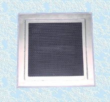 40GHz Honeycomb Cut-off Ventilation Waveguide Window for RF Shielded Room / Anechoic Chamber(China (Mainland))