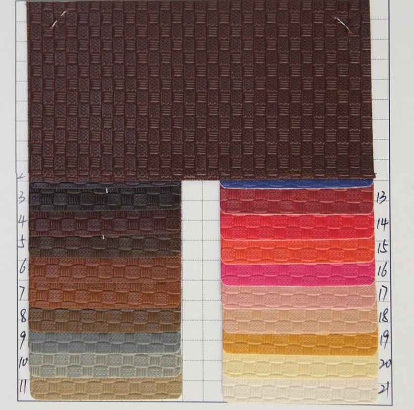 Braided pattern textile leather / fabric leather meter/ holographic leather/ whole sale fabric.furniture textile in fabric(China (Mainland))