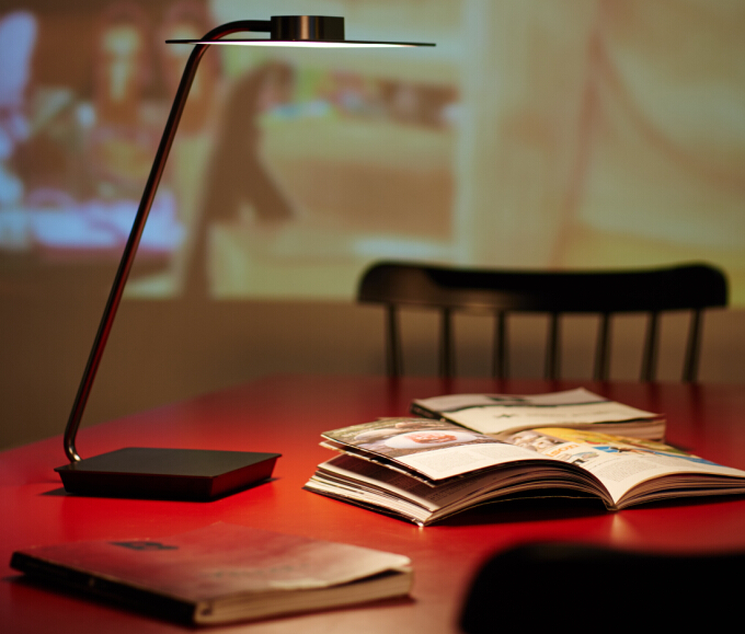 China new product lamp SKY for reading and working in OLED light panel(China (Mainland))