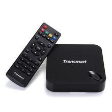 Tronsmart MXIII Plus Android 5.1 4K H.265 XBMC OTA Amlogic S812 Quad Core 2G/16G 2.4G+5G WIFI IPTV Media Player - Shenzhen Everest Co.,Ltd store