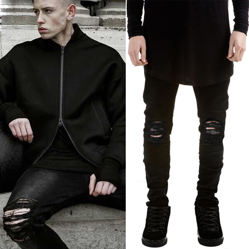 ripped jeans street style newhairstylesformen2014com