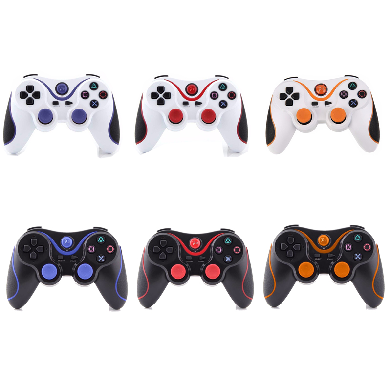 Bluetooth Wireless Controller For Sony Playstation 3 Dual Vibration Joystick For Sony PS3 Sixaxis Gamepad Double Shock Joypad(China (Mainland))