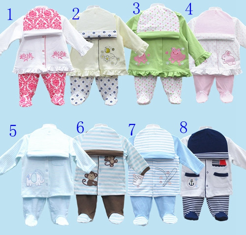 Здесь можно купить   Baby Kids Clothing %100 Cotton long Sleeve T shirt Pants hats 3pcs Boys girls Casual Set Children Suit #3950  Baby Kids Clothing %100 Cotton long Sleeve T shirt Pants hats 3pcs Boys girls Casual Set Children Suit #3950 Детские товары