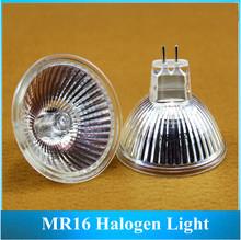 High-voltage Halogen MR16 220V 35W 50W spotlights Warm White Light 20PCS(China (Mainland))