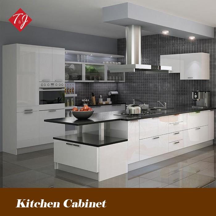 Lacquer Kitchen Cabinet Efficiency Kitchen Unit Free