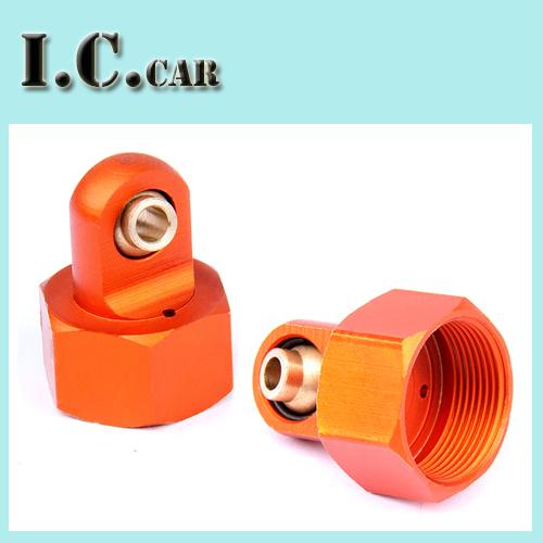 CNC  6mm shock absorber damping cap  for1/5 HPI baja 5b  KM ROVAN<br><br>Aliexpress