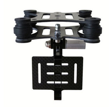 GoPro Hero 3 3+ Anti-Vibration Camera Mount Gimbal F DJI Phantom Walkera QR X350 Free shipping