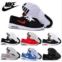 2016 New Design SB Stefans Janoskis Women's Men's Outdoor casualis Flats lighweight breathable Shoes Size 36-45(China (Mainland))