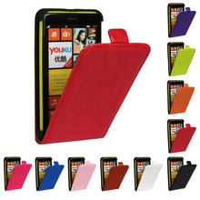 For Nokia Lumia 625 N625 Flip vertical case cover Mobile phone Bags Holster Senior for Nokia 625 Leather Case Phone Back Cover