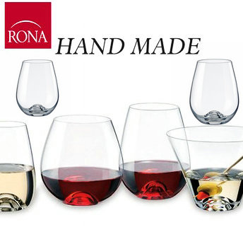 Online kopen wholesale rona glas uit china rona glas groothandel - Loodvrije kristal ...