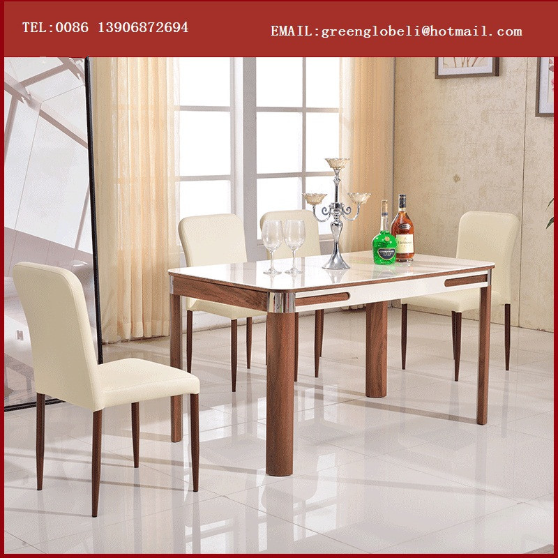 Verre tables chaises promotion achetez des verre tables for Chaises pour table en verre
