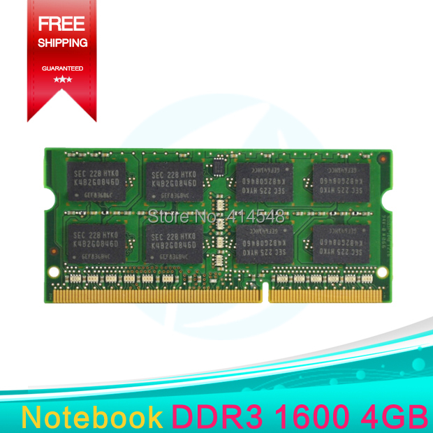 High quality ddr3 1600 4gb loptop ram memory,high-grade chip ,support dual channel fully compatible with INTER /AMD motherboard<br><br>Aliexpress