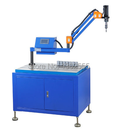 Electric CNC Servo Auto Tapping Machine for Nuts/automatic electric servo tapping machine(China (Mainland))