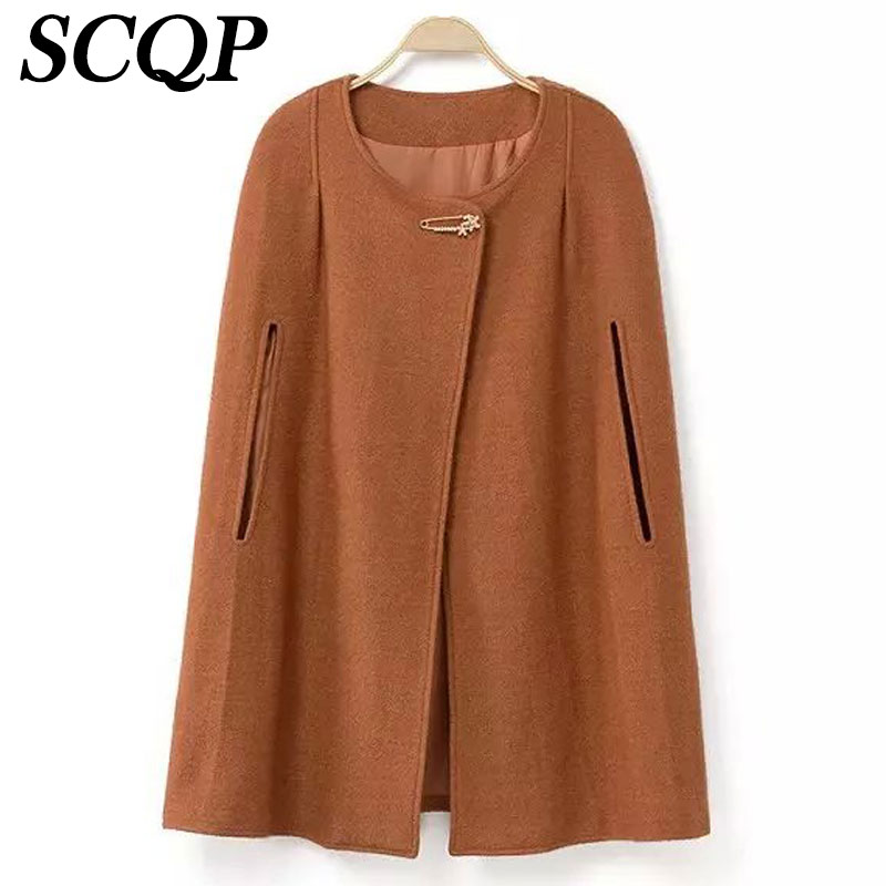 Popular Wool Capes for Women-Buy Cheap Wool Capes for ...