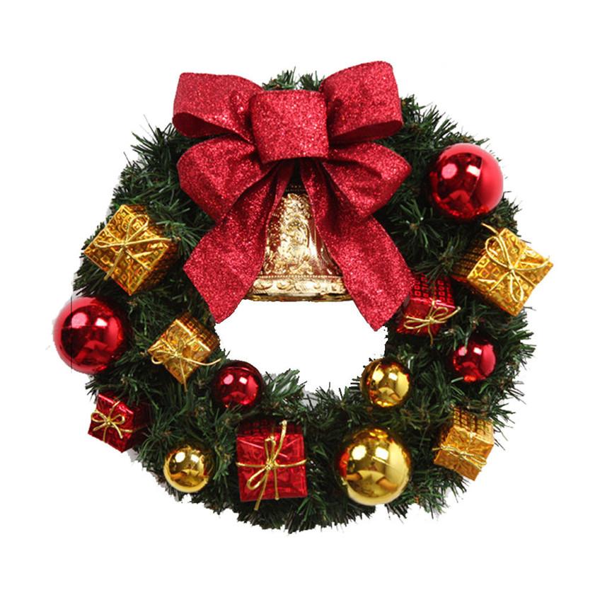 Rouge poinsettia promotion achetez des rouge poinsettia for Decoration porte rouge