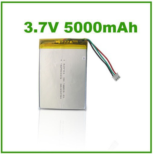 Supply 3.7V 5000mAH lithium polymer battery quality assurance<br><br>Aliexpress