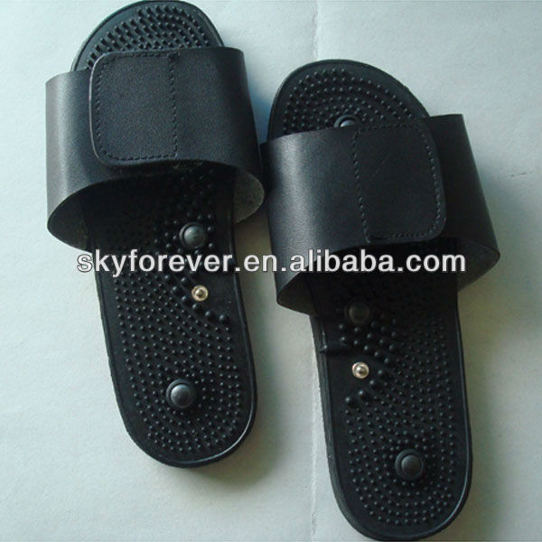 free shipping foot care massage therapy shoes, blood circulation massage shoes(China (Mainland))