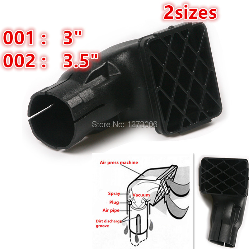 Universal 15x10cm Car Air Intake Ram Fit Off Road Replacement Mudding Snorkel Head Air Intake Ram(China (Mainland))