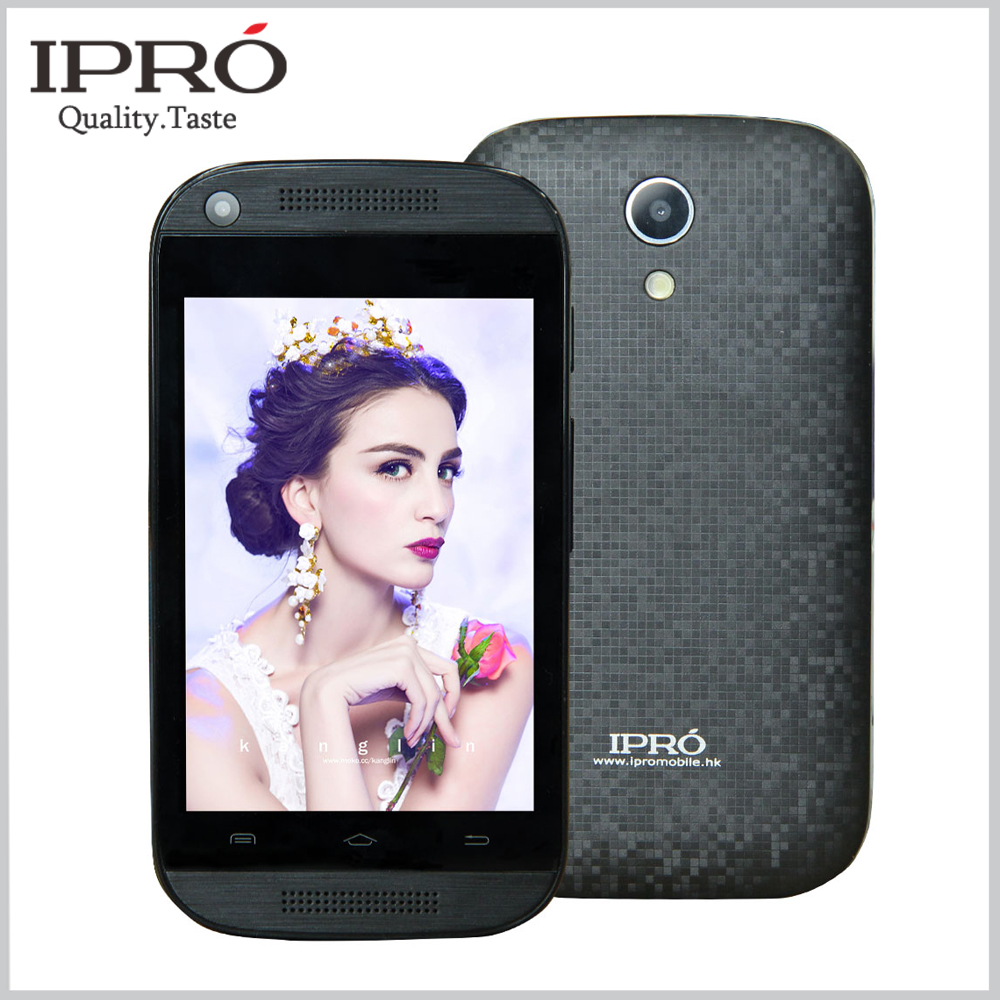 Hot Original IPRO MTK6571 Dual Core Smartphone 3.5 Inch Celular Android 4.4 Mobile Phone 256RAM Dual SIM Cell Phones 1200mAh(China (Mainland))