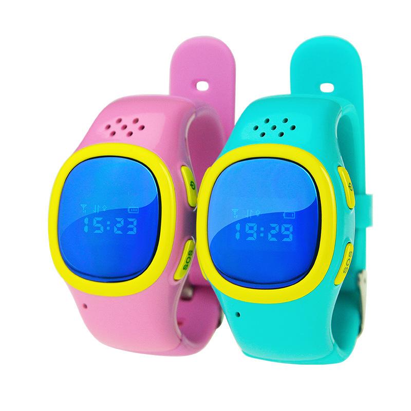 Kids Wrist Watch SOS Emergency Anti Lost GPS Tracker Watch For Kids with Wifi GSM Smart Mobile Phone App Bracelet Wristband(China (Mainland))