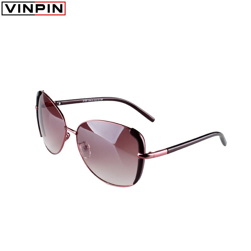 Женские солнцезащитные очки VINPIN 2015 UV400 Feimininos Oculos 6169 женские солнцезащитные очки vinpin 2015 uv400 2222a