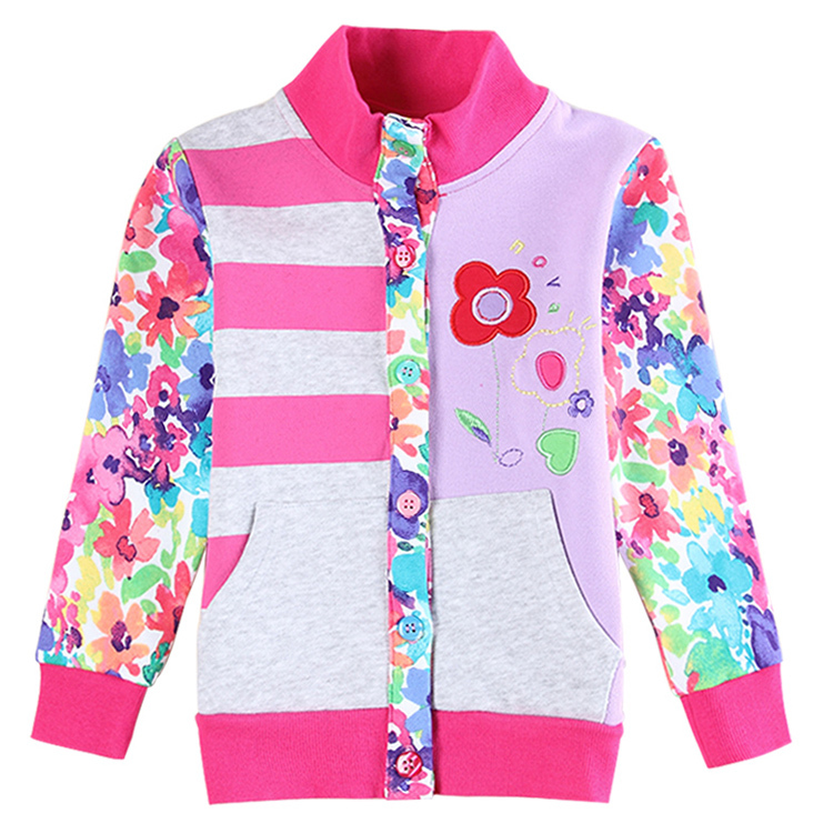 Girl winter coat children outerwear jacket baby clothing all for children clothing and accessories kids coat for girls F5693D(China (Mainland))