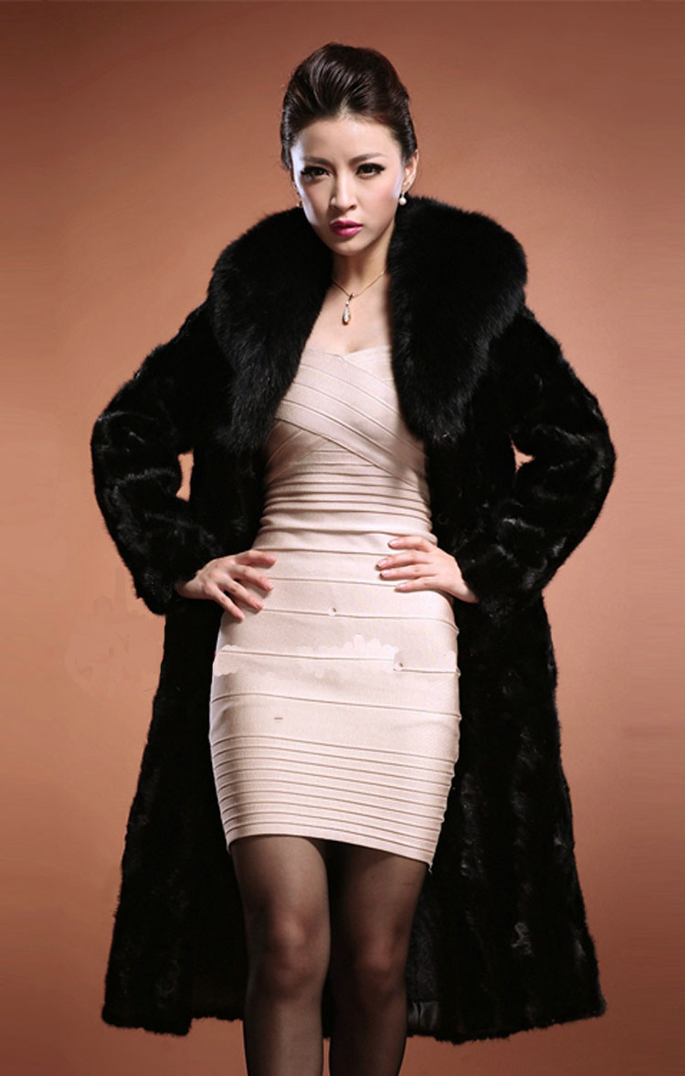 Popular Fur Coats Women-Buy Cheap Fur Coats Women lots from China ...
