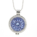 Alloy Women Coin Holder Necklace Summer Style Mix Color Full Crystal Rhinestone Coin Pendant Necklace for Women Gift